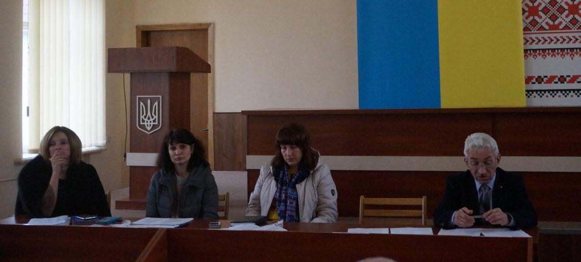 Відбулося засідання районної комісії з питань ТЕБ і НС.